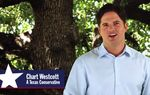 Republican Chart Westcott on Wednesday launched his campaign to replace state Rep. Dan Branch, R-Dallas, in House District 108. In the video announcement, Westcott touts his conservative platform and bashes Congress and the Obama administration.