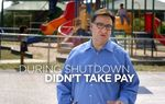 U.S. Rep. Pete Gallego, D-Alpine, has released the first TV ad in the battleground Congressional District 23 contest.