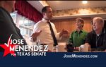 "SD-26 candidate José Menéndez went up on television over the Christmas holidays with his ad, ""Working Together."""