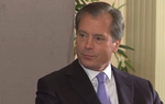 Lt. Gov. David Dewhurst defends his decision to publicly denounce a play featuring a gay Jesus character.
