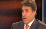 In an interview with WFAA-TV in Dallas, Gov. Rick Perry addresses questions about his spare schedule.