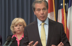 "Lt. Gov. David Dewhurst and Sen. Jane Nelson, R-Grapevine, introduced two bills Wednesday they believe could save the state a significant amount of money and produce ""healthy patient outcomes."""
