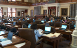 HB 15, authored by Rep. Sid Miller, R-Stephenville, would require a doctor performing an abortion to conduct a sonogram on the woman at least 24 hours ahead of the procedure.