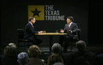 "During an October 2010 interview with Tribune CEO and Editor-in-Chief Evan Smith, Gov. Rick Perry answers questions about the ""strings"" attached to federal stimulus money."