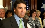 "After signing the abortion sonogram bill into law, Gov. Rick Perry declined to rule out a bid for the White House in 2012 — but state Sen. Dan Patrick, R-Houston, said he'd make a ""great"" president."