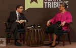 At last Thursday's TribLive conversation, State Rep. Senfronia Thompson, D-Houston,  talked about whether being black and being Republican were incompatible.