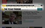 Get the most out of your Trib experience — take our video tour of the site's many features, all designed to keep you informed of the key political and policy issues facing Texas.