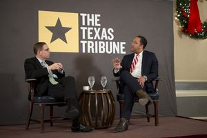 Full video of my 12/18 conversation with U.S. Rep.-elect Will Hurd, R-San Antonio, who talked about the CIA torture report, Cuba, the Sony hack, border security, the Aggie Bonfire and more.