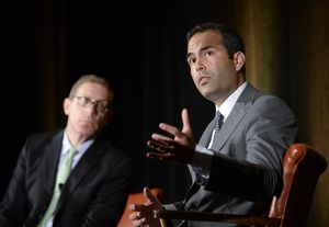 Full video of my 2014 Texas Tribune Festival keynote conversation with George P. Bush, the Republican nominee for Texas Land Commissioner in 2014.