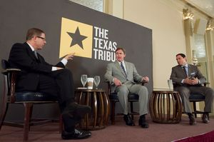 At Thursday's TribLive conversation, state Reps. Dan Branch, R-Dallas, and Trey Martinez Fischer, D-San Antonio, talked about the Legislature's resistance to expanding Medicaid.