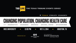 Full video of our 10/6 TribLive conversation with Rice University's Vivian Ho, Elena Marks of the Episcopal Health Foundation, former State Demographer Steve Murdock, Harris County Treasurer Orlando Sanchez and state Rep. Sylvester Turner, D-Houston.