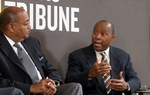 At Thursday's TribLive conversation, state Rep. Sylvester Turner, D-Houston, critiqued the leadership of GOP Speaker Joe Straus during the 82nd Legislative Session.