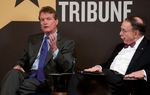 At last Thursday's TribLive conversation, I interviewed Bill Powers and    Bowen Loftin, the presidents of the University of Texas at Austin and    Texas A&M University, respectively, about the impact of higher ed budget cuts and the predicament of middling graduation rates.