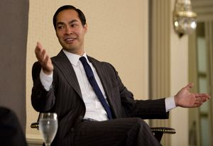 At our 5/1 conversation, Julián Castro, the U.S. Secretary of Housing and Urban Development, explained why he doesn't like Gov. Greg Abbott's plan for pre-K.
