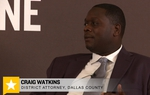 Evan Smith's 35-minute interview with Dallas County District Attorney Craig Watkins, from the Tribune's TribLive event series.