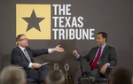 At Thursday's TribLive conversation, state Rep. Joaquin Castro, D-San Antonio, talked about the future prospects in politics — state and national — of his twin brother, San Antonio Mayor Julian Castro.