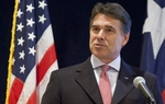 Gov. Rick Perry told a press gaggle today that he will not be distracted by talk of a 2012 presidential bid.