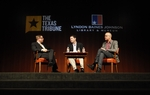On Sunday night at the LBJ Library in Austin, Game Change co-authors Mark Halperin and John Heilemann talked about the HBO movie based on their best-selling book as well as the 2012 presidential campaign.