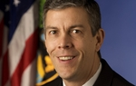 At a town hall meeting at Austin Community College on Thursday, U.S. Secretary of Education Arne Duncan talked about what the Obama administration is doing to keep higher ed affordable.