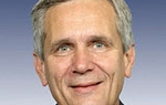 U.S. Rep. Lloyd Doggett, D-Austin, reacts to the proposed split of his current district.