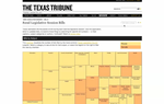 Watch this tutorial to learn how to use our bill tracker app to explore legislation filed in the Texas House and Senate.