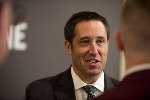 At Thursday's TribLive conversation, State Sen. Glenn Hegar, R-Katy, a candidate for Texas comptroller in 2014, talked about the process of calculating available state revenue every two years and how he'll work to get a more accurate estimate.
