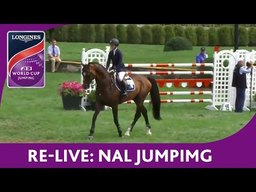2015 American Gold Cup Qualifier CSI 4*-W