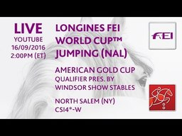 2016 American Gold Cup Qualifier