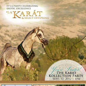 It's a Party Celebrating *LA Karat