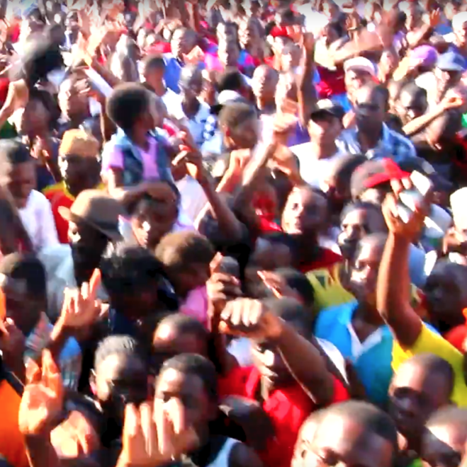 BAPZ/NAC HIV Equal AIDS Musical Festival in Kadoma, April 2nd