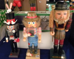 Lot Annual Christmas Collectibles Auction