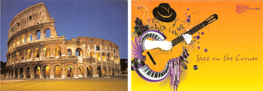 The Colosseum + Jazz festival