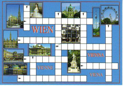 Vienna crossword