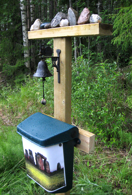 Minna's mailbox