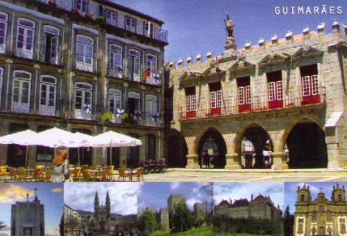 Guimaraes, Europeans Capital of Culture