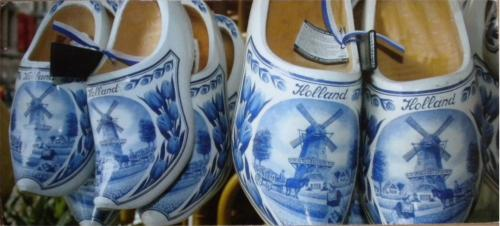 Beautiful clogs from the Netherlands