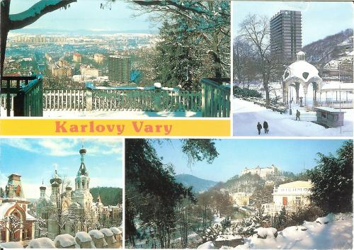 a nice postcard from Jindra ,Czech Republic.