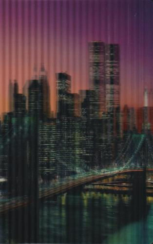 3D kaart van New York