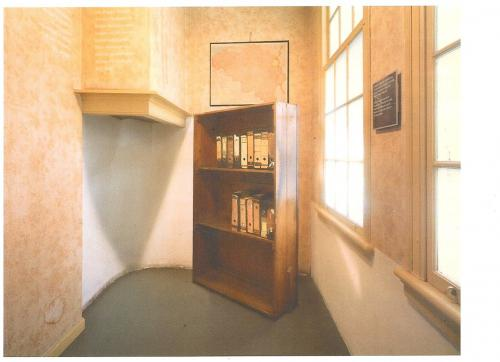 Postcard Nl 857199 Movable Bookcase In Anne Frank House