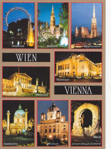 the wonderful city of Vienna.