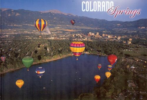 Located on a plateau at the foot of Pikes Peak, Colorado Springs is a year-round tourist destination