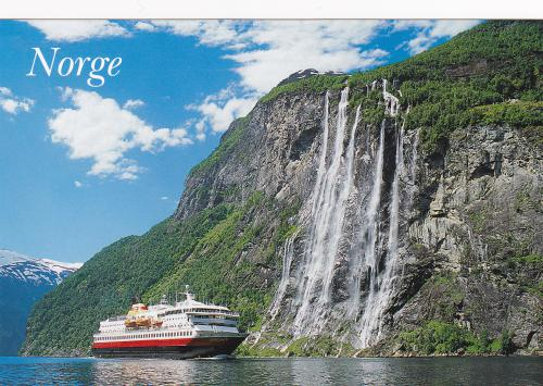 Norway- the Geiranger fiord (LydiaAbigail) :)