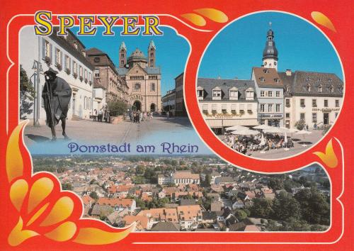 Speyer .. UNESCO 1981