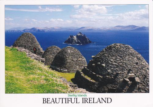 Skellig Islands, Ireland.