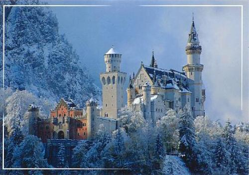 Neuschwanstein Castle – Germany's fairytale castle
