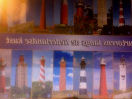 Lighthouses of The Netherlands