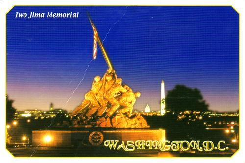 Iwo Jima Memorial, Washington D.C.