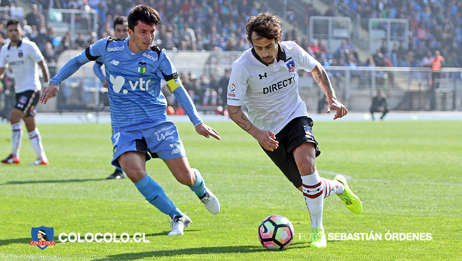 CLAVES: COLO-COLO VS. O'HIGGINS