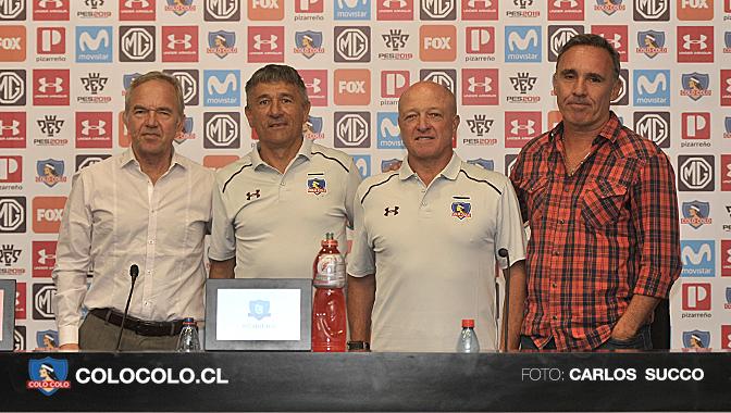 COLO-COLO PRESENTÓ OFICIALMENTE SU NUEVO PROYECTO PARA EL FÚTBOL JOVEN