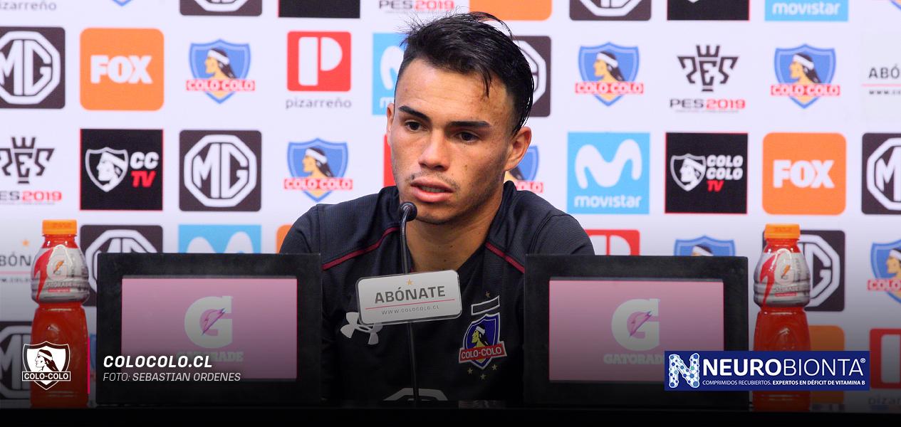 """Gabriel Suazo: """"Sabemos que Huachipato en su cancha se hace muy fuerte"""""""